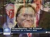 Remembering And Honoring - TIM RUSSERT - Meet The Press -(4)