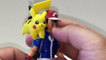 Pokemon XY Pokemon Trainer Figure Ash and Pikachu Review