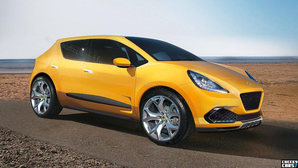 Lotus SUV 2020 / New Lotus SUV 2016