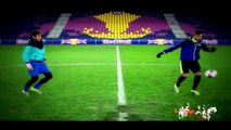 Football Freestyle ● Tricks & Skills ► Neymar ● Ronaldinho ● Ronaldo  ● Lucas ● Ibrahimovic  HD y8kr