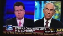 Fox News CENSORS Ron Paul When He Talks About Censorship!