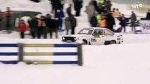 Rally Sweden 2013-Petter Solberg (Ford Escort Mk2)