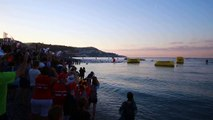 Ironman Nice 2015 Race Start