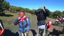 ENDURO 6 RAID RANDO MOTO ESPAGNE ANDALOUSIE avec ENDURO ADVENTURES
