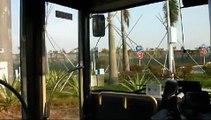 NLB Bus MN07 @ B2 新大嶼山巴士 KY9727 @ B2 深圳灣口岸-天水圍站 1