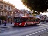 Prešov - autobusy a trolejbusy