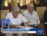 Nuevo aeropuerto de Guayaquil tendrá hasta tres pistas para aterrizajes simultáneos