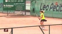 Tennis international : 28e édition des Petits Princes du Lac