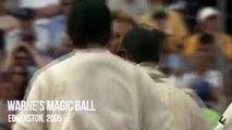 Shane Warne's magic ball to Andrew Strauss - Edgbaston 2005 _ Greatest Ashes Moments _npmake.com