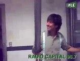 Cumpleaños de Carlos Carlín en Radio Capital 96.7