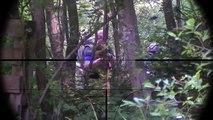 Airsoft Sniper Gameplay - Scope Cam - Urban Sniper