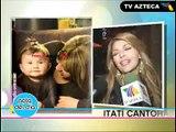 Thalia es recibida por amigos y fans - Ventaneando Tv Azteca