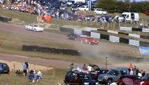 British Rallycross Round 5, Lydden Hill - Super Modified A Final