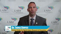 Dr. Thomas Dompier, Datalys Center for Sports Injury Research & Prevention, Interview