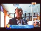 CIE: le Ministre Adama Toungara inaugure le centre de relations clients CIE
