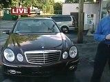 Carlisle Events, Mike Blake, tests 2008 Mercedes-Benz E350