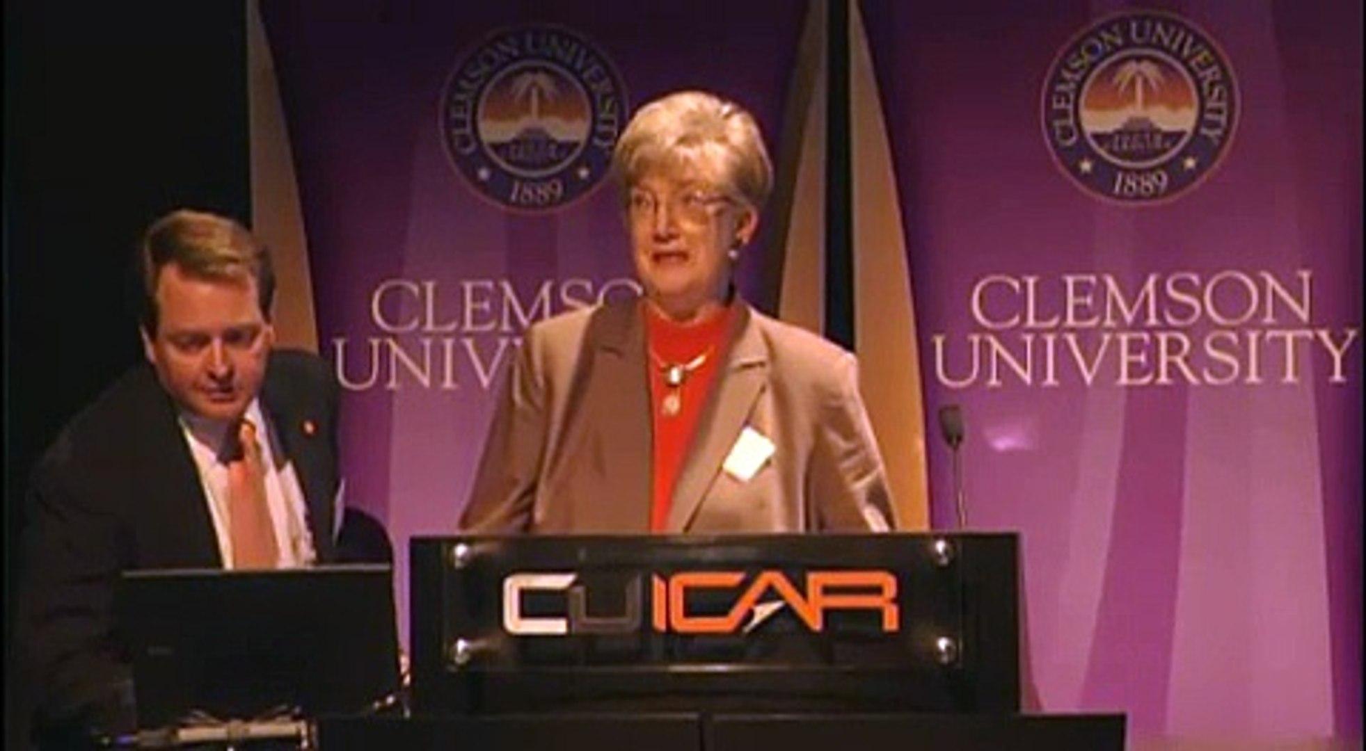 Dori Helms, Ph.D., Vice President for Academic Affairs and Provost, Clemson University