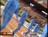 FIFA World Cup Argentina 1978 Opening Ceremony - Ceremonia de Apertura, Mundial Argentina 1978