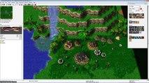 Warcraft 3 custom map on world editor