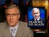 Olbermann Recaps Bush's Awful Press Conferance