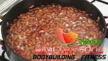 Jamaican Stewed Red Peas How to cook Great food recipe stew peas kidney beans vegan version 2015!!!