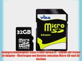 Neu Vida IT 32GB Micro SD SDHC Speicherkarte f?r HTC - Salsa - Sensation - Sensation 4G - Sensation