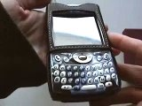 Palm Discovery Review: Brando Deluxe Leather Flip Top Case for Treo 650