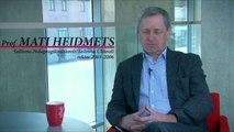 Prof Mati Heidmets, Tallinna Pedagoogikaülikooli / Tallinna Ülikooli rektor 2001-2006