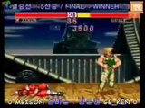 Street Fighter II CE 10th Korean Tournament 2009 M.Bison vs GeomEun_Ken (Finale) Set1