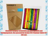 Cover-Up Crystal Clear Invisible Display-Schutzfolie f?r Archos 97b Titanium Tablet 246?cm?/