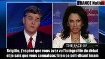 ANJEM CHOUDARY, prédicateur islamiste britannique sur Fox News - BRIGITTE GABRIEL / France Nation