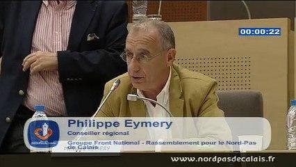 Philippe EYMERY et son rappel à l'ordre concernant le CALAISIS