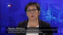 Archive - Martine Pinville présente l'économie sociale et solidaire - juillet 2015
