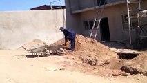 Building site bloopers... African version