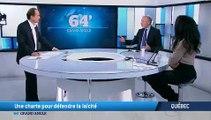 TV5MONDE : Jean-François Lisée, ministre québécois de la Francophonie