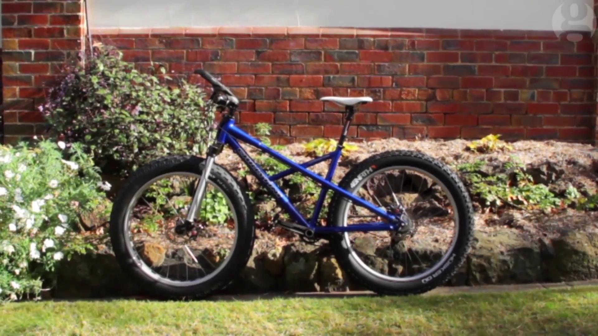 Woman plans ride across Antarctica on custom bike with large tires – Kate Leeming