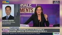 """""""Les chiffres d'affaires des entreprises vont être portés par la croissance américaine"""": Patrice Gautry – 29/07"""