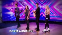 "Only The Young - ""Ghost"" The X Factor Uk 2014 Judges Houses HD"