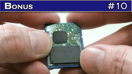 BONUS 10 : Décortiquer une carte SD