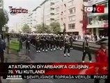 Askerin Diyarbakır mesajı :En Büyük Türk Atatürk