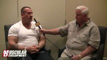 Dorian Yates Interview 2012 Part 2 of 3 1991 to 1995 With Peter McGough