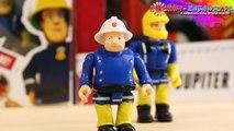 Sam & Officer Steele - Fireman Sam / Strażak Sam - Simba - 109251049038 - Recenzja