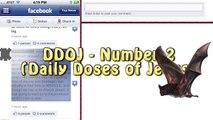 DDOJ-2: Jesus Facebook Posts - Your Own Personal Jesus