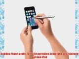 Wacom CS-160S Bamboo Stylus Solo 3. Generation Touchscreen-Eingabestift f?r iPad iPhone Android