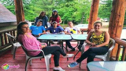 Retour du Canada pour les jeunes de Saint Martin de Seignanx