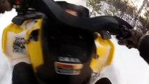 ATV Snow BRP Can-Am atv Lugansk