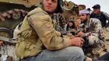 تقرير مطول عن معارك جبل الأربعين بريف إدلب ولقاء مميز مع قيادي في جيش الفتح يشرح مجريات التحرير