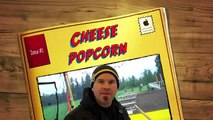 How To Make Cheese Pop Corn Kettle Corn Greg w sweet