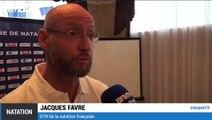 """Natation - Favre : """"Les Russes sont chauds comme la braise !"""""""
