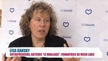 Lisa Gansky : Un pont entre l'économie collaborative et l'économie circulaire